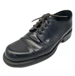 Bacco Bucci Italian Cap Toe Derby Dress Shoes